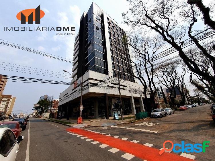 ䷶cobertura comercial à venda, prédio novo boa vista - curitiba