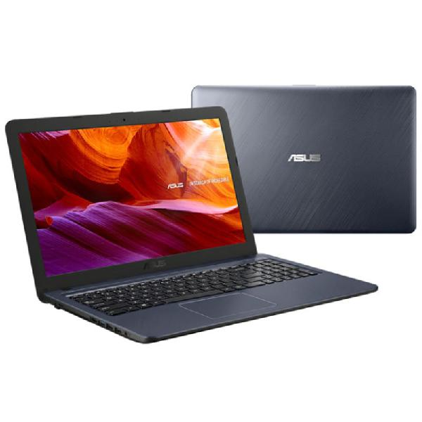 "Notebook asus 15.6"" celeron dual core 4 gb 500gb windows 10"
