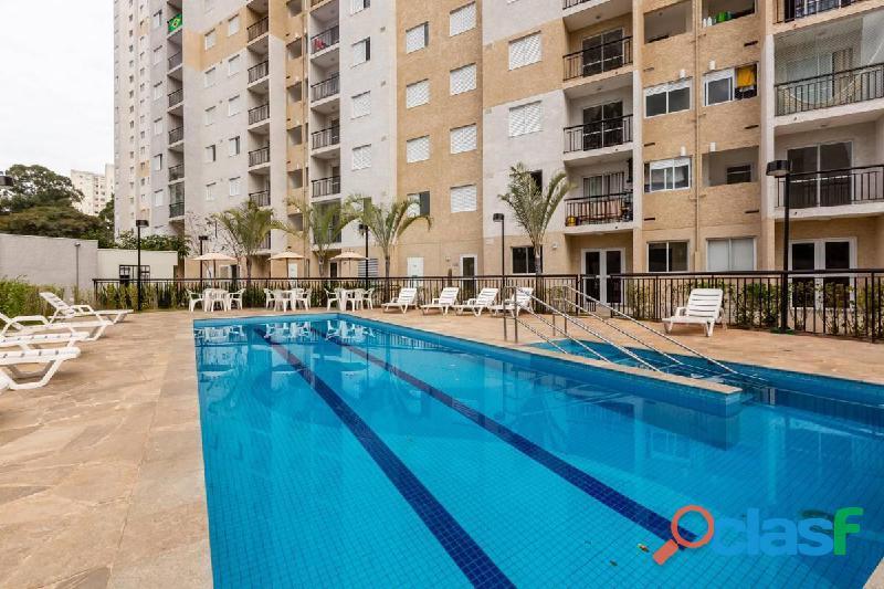 Lindo Apartamento Pronto Novo,Com 52 M² No Condomínio Maxi Pirituba