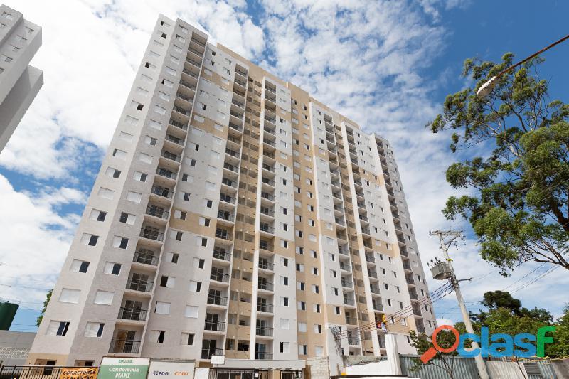 Vendo Lindo Apartamento Pronto Novo,Com 52 M² No Condomínio Maxi Pirituba 18