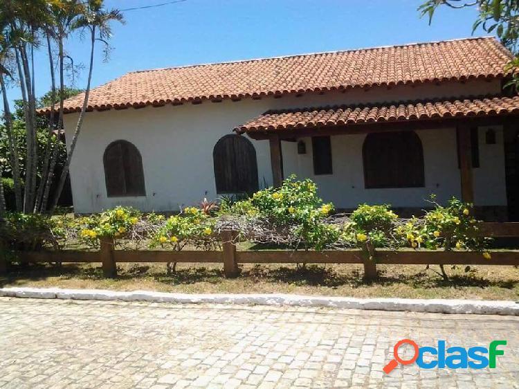 Casa em condomínio para venda em cabo frio / rj no bairro praia do siqueira