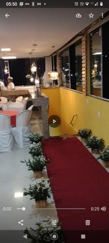 Aluguel de espaço para eventos, festas, casamentos,