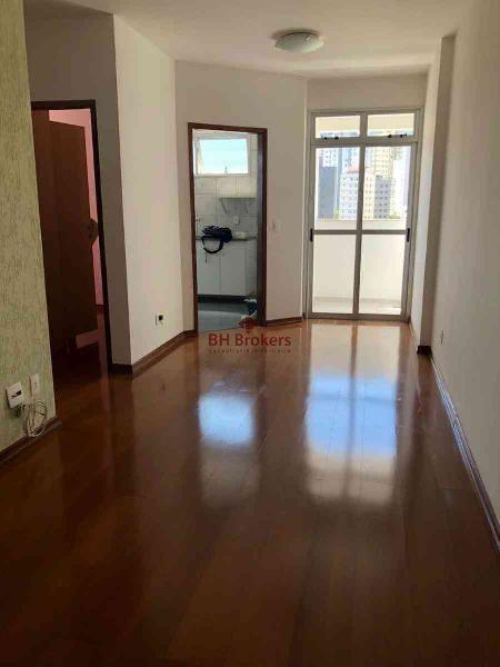 Apartamento, carmo, 2 quartos, 1 vaga
