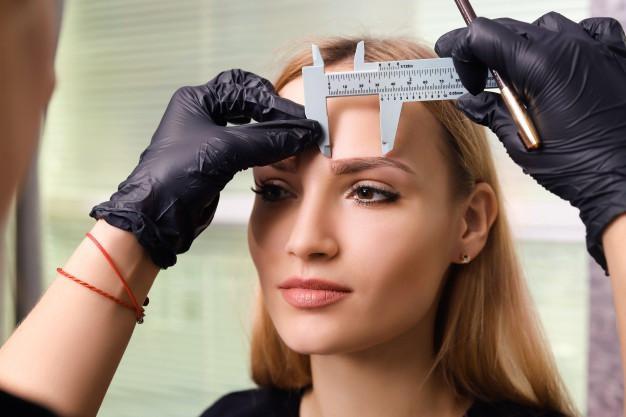 Curso de design de sobrancelhas + certificado +