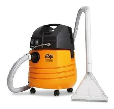 Locação de extratora limpadora de carpetes e estofados wap