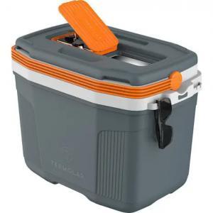 Marketplace] [parcelado] caixa termica 32 lts cinza