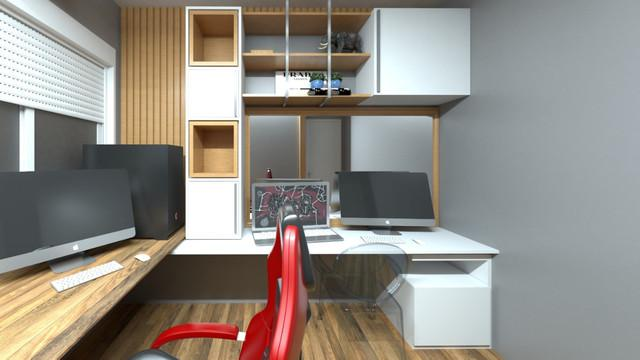 Projetista/desenhista/designer de interiores