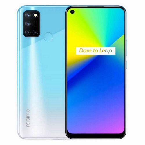 Smartphone realme 7i dual sim 4gb ram 128gb azul polar
