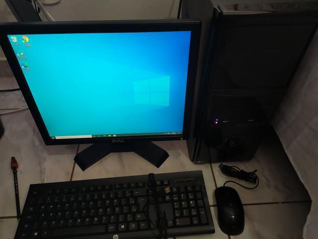 Computador desktop core i3