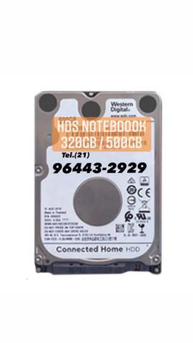 Hds noteboooks 320gb / 500gb