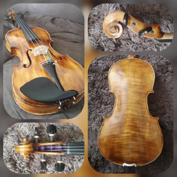 Violino 4/4 strad, autor ronaldo petronilo
