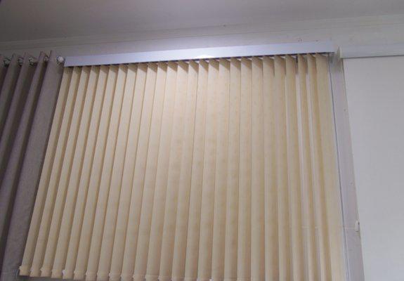 Dag tapeçaria e persiana