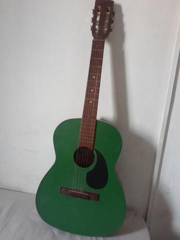 Vendo violão canário giannini