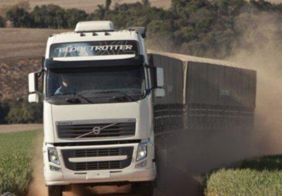 Volvo fh 460 6x2 carreta facchini
