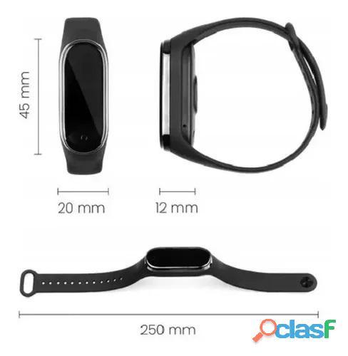 Smartband M5 Smartwatch Relógio Inteligente App Fitpro 1