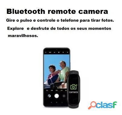 Smartband M5 Smartwatch Relógio Inteligente App Fitpro 3