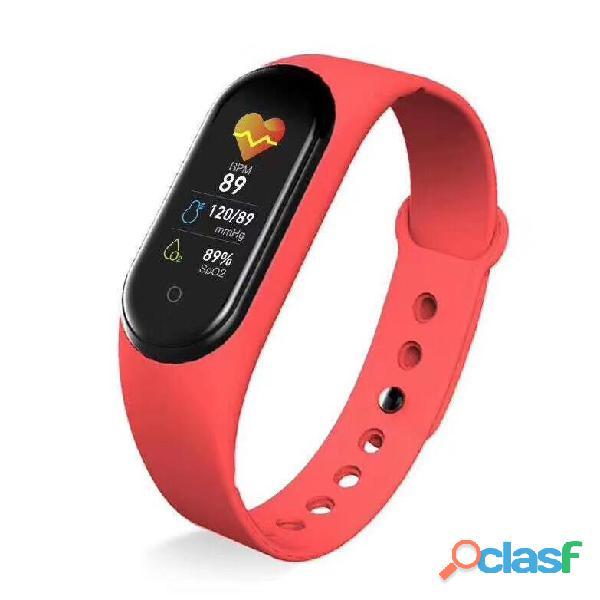 Smartband M5 Smartwatch Relógio Inteligente App Fitpro 8