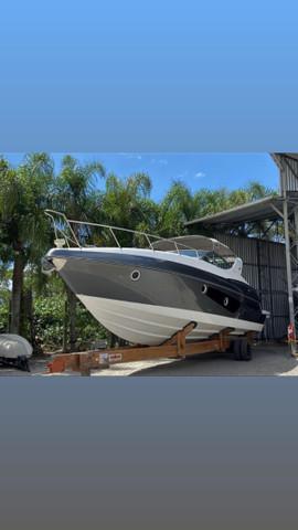 Phantom 365 ano 2018 x2 mercruiser 300 hp ñ focker triton