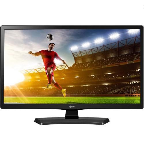 "Tv monitor lg 20mt49df 19.5"" - led - hdmi - usb - conversor"