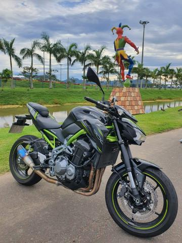 Z900 2020 - apenas 4000km !