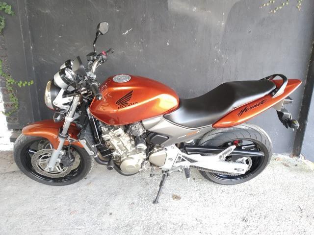Honda hornet 2007 novissima! zerada!