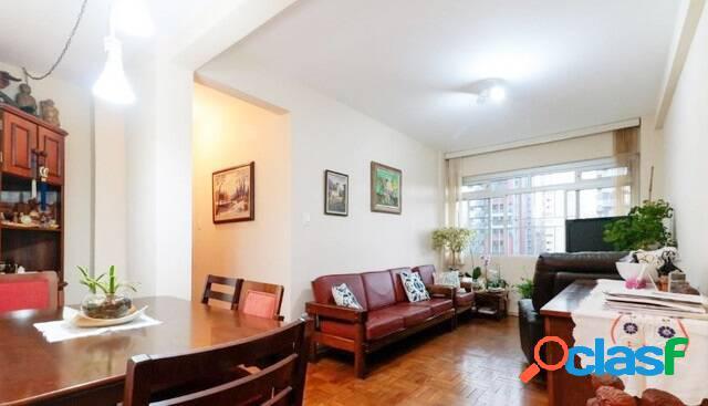 Apartamento à venda na rua alves guimarães, próx ao metrô oscar freire