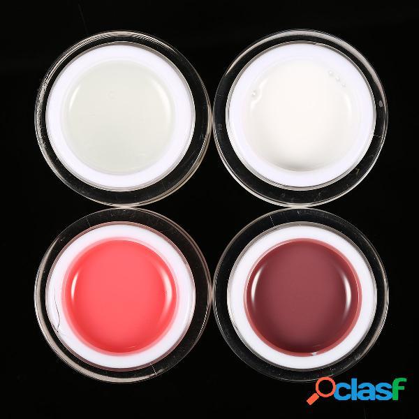 Nail art gel extensão glue uv phototherapy nail decoration diy manicure tool