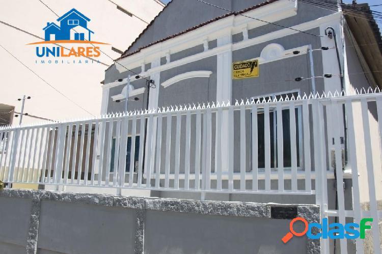 Boa casa 2 quartos, no coração do cocotá, 180m² de terreno