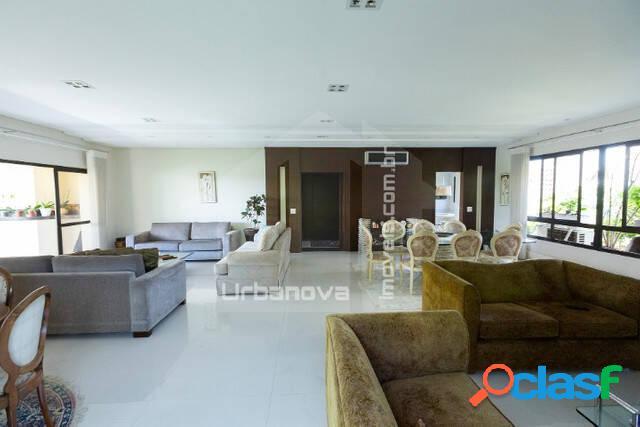 Apartamento lindo confira, edifício mansões bosque, 326m²