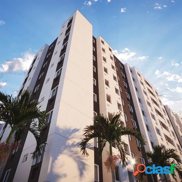 Apartamentos (1 e 2 quartos) - vivaz piedade - rio de janeiro - rj