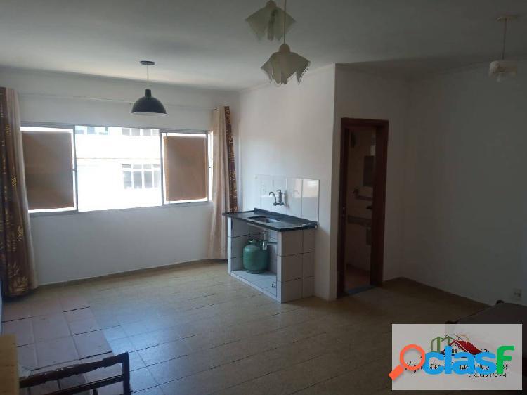 Apartamento tipo kitnet no centro de mongaguá!!!