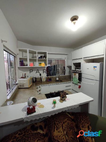 Casa à venda com 2 dormitórios em forquilhas, são josé/sc