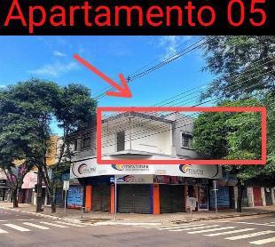 Apartamento novos no centro de maringá (apto nº5 e nº6)