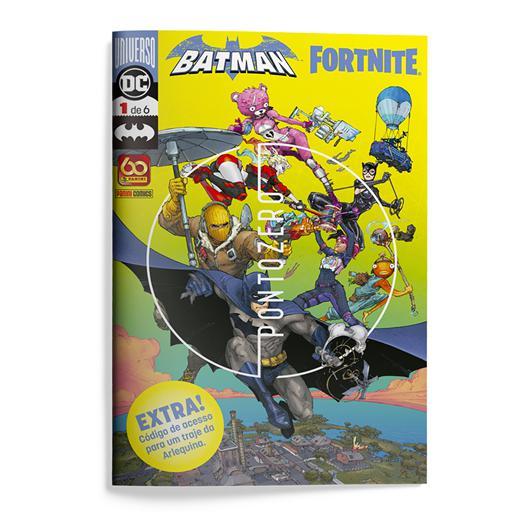 Batman/fortnite vol.01