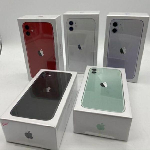 Iphone 11 novo lacrado 128gb