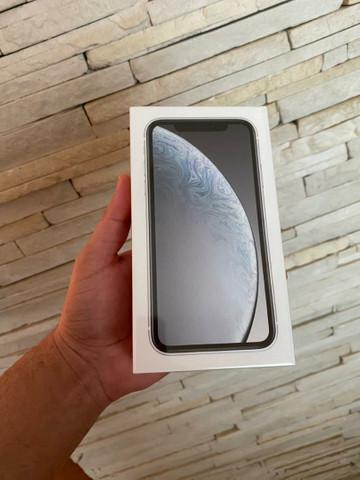 Novo pra agora iphone xr 64 lacrad