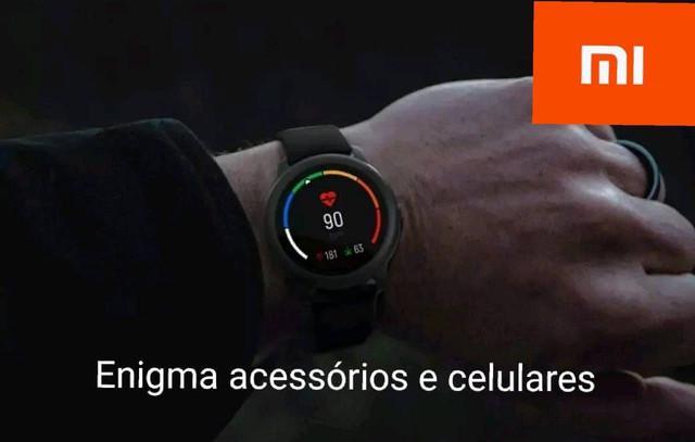 Smartwatch xiaomi haylou solar ls 05*loja física