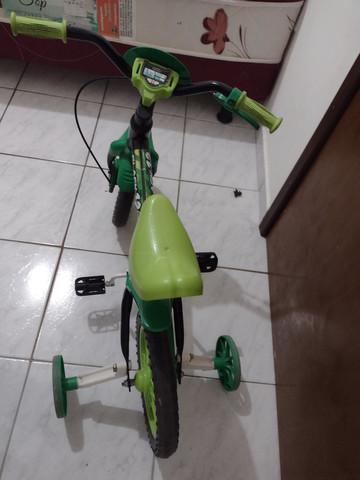 Bicicleta infantil