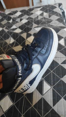 Nike air force 1 azul marinho n°39 original