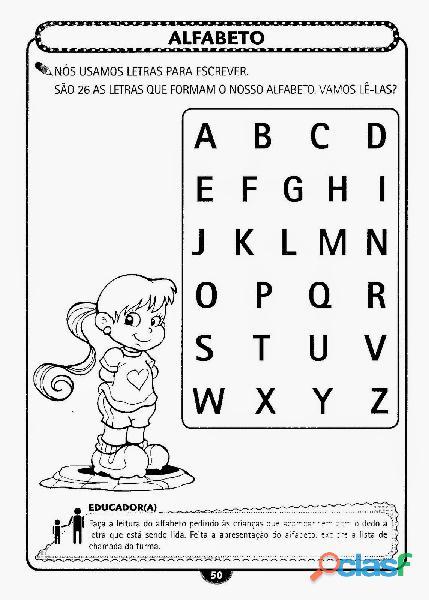 Alfabetizaçao Infantil 1