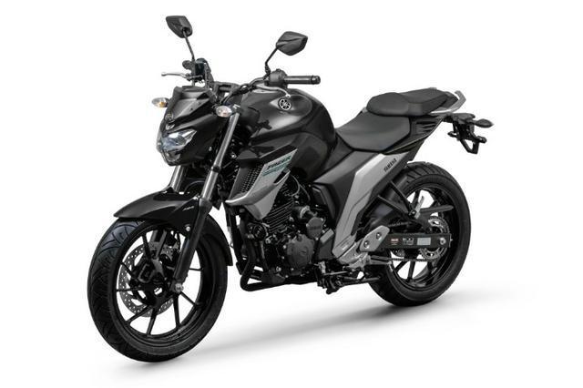 Yamaha fazer 250 2021