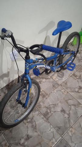 Bicicleta bike houston trup aro 20 muito nova
