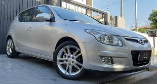 Hyundai i30 2.0 automático, 2011 teto solar, 75mil km,