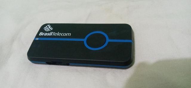 Modem zte mf622 entrada antena rural - brasil telecom