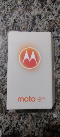 Motorola e6s novo na caixa