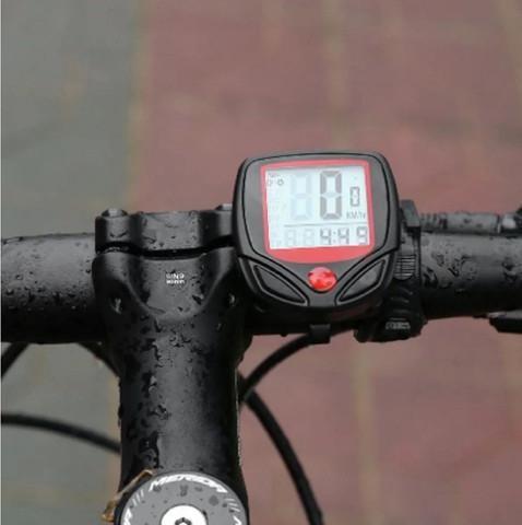 Velocímetro para bicicleta (apenas r$ 45 no dinheiro)