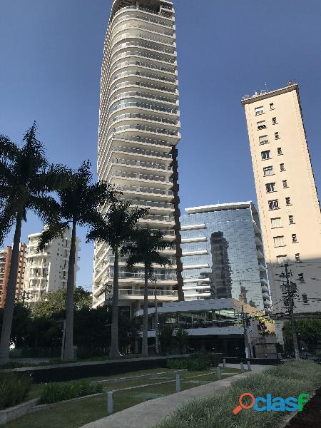 Luxuoso Apartamento De Alto Padrão,Com 332 M² No Geometria Itaim