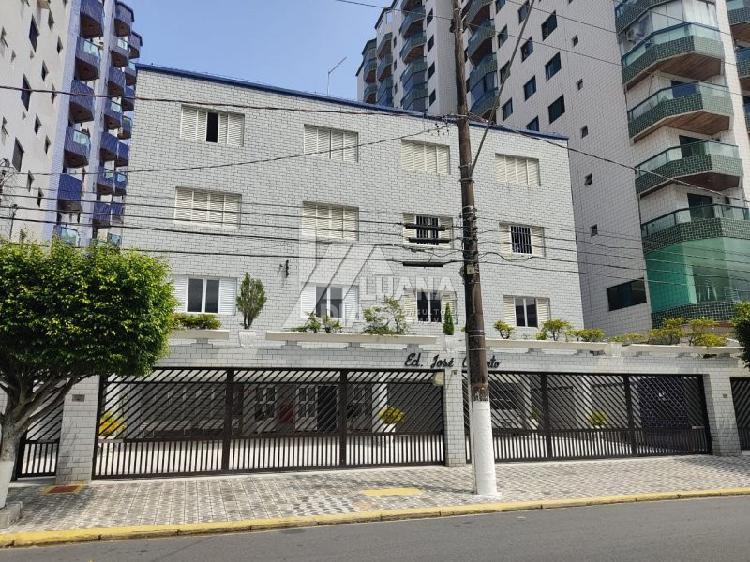 Apartamento à venda no canto do forte - praia grande, sp.