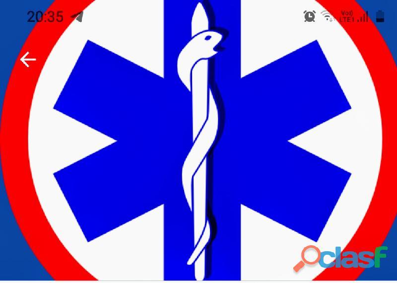 Curso online preparatório:( Atendimento pré hospitalar)