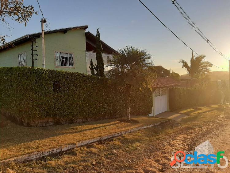 Chácara no bairro colina dos bandeirantes - porteira fechada